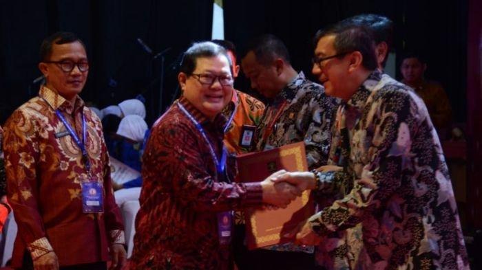 Kabupaten Muratara Dapat Penghargaan Peduli HAM dari Kemenkum HAM