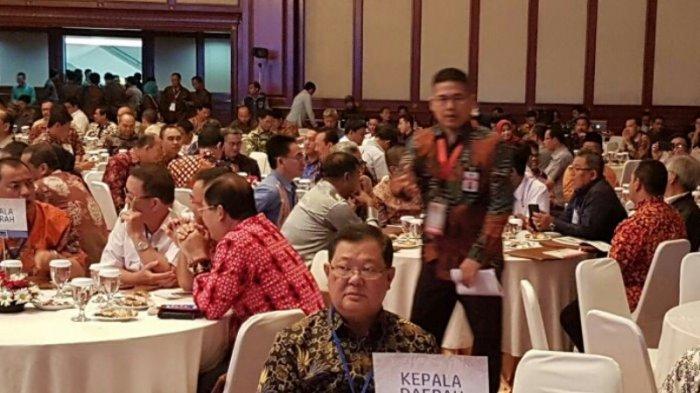 Bupati Musi Rawas Utara Sharing Bersama Menkeu Sri Mulyani