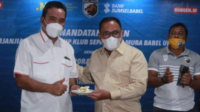 Chairman MBU Dodi Reza tak Sabar Pegang Trofi Juara, 'di SFC Dulu, Saya Rata-rata 1 Tahun 1 Trofi'