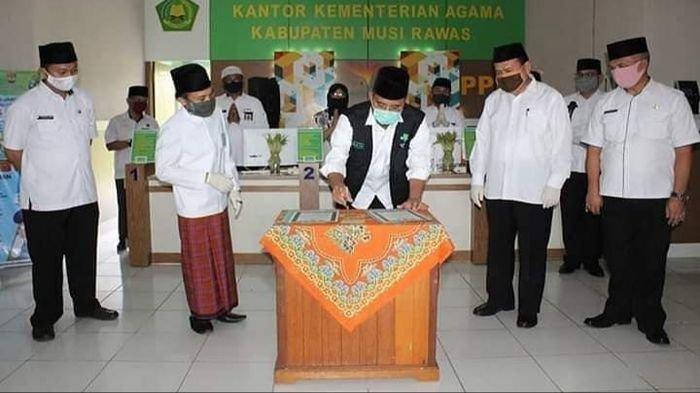 Pemkab Musirawas Bersama Kemenag dan MUI Ajak Masyarakat Salat Idul Fitri di Rumah