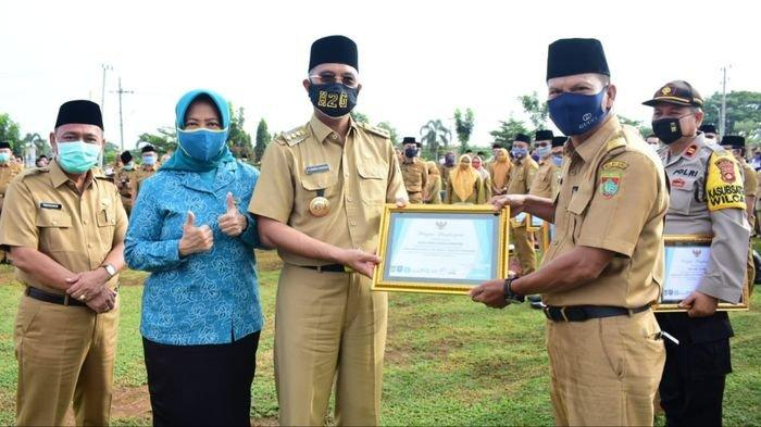 Desa Karang Panggung di Musirawas Nominator Terbaik II Nasional Lomba KKBPK Kesehatan