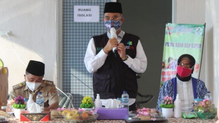 Persiapan Hadapi New Normal, Bupati Musirawas H Hendra Gunawan Tinjau Kesiapan Pelayanan Puskesmas