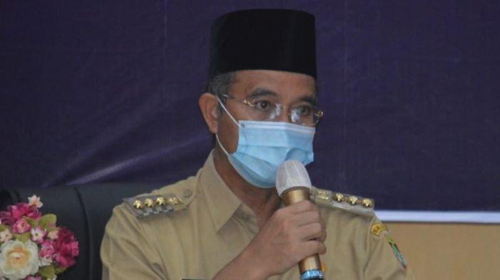 Bupati Musirawas H2G Ingatkan ASN Terus Sosialisasikan Protokol Kesehatan Kepada Masyarakat