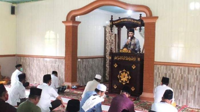 Sejalan dengan Program Mura Relijius, Bupati Musirawas Ajak Masyarakat Terus Makmurkan Masjid