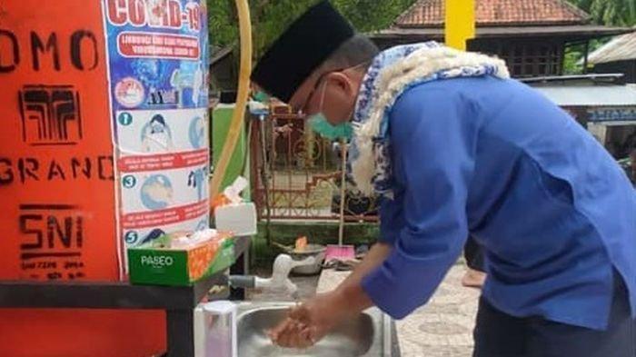 Bangkitkan Semangat Ramaikan Masjid, Bupati Musirawas H Hendra Gunawan Kembali Rutin Safari Jumat