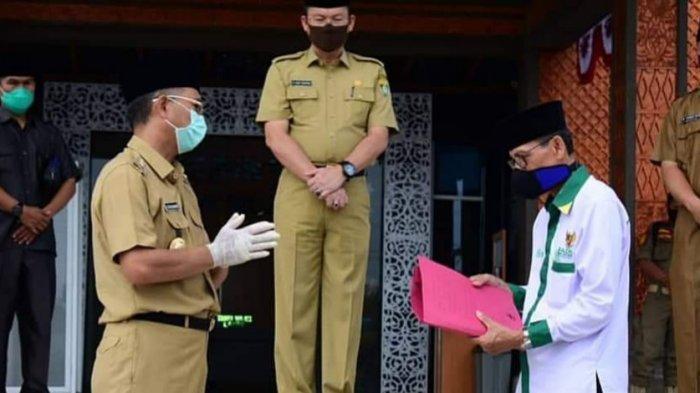 Bupati Musirawas H2G Donasikan 4 Bulan Gajinya, untuk Bantu Penanganan Covid-19