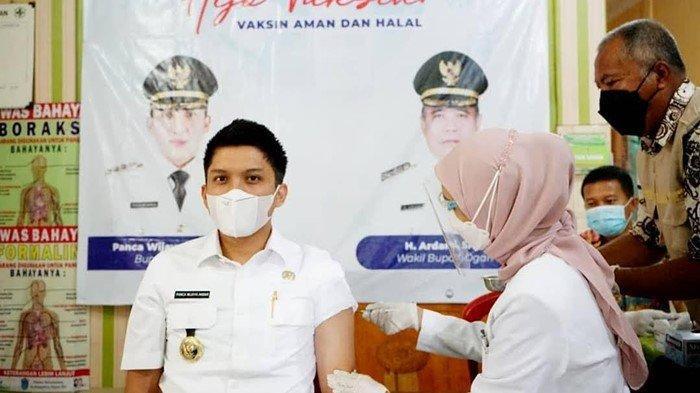 Update Capaian Vaksinasi Covid-19 di Ogan Ilir, Bupati Optimis Segera Capai Herd Immunity di Sumsel