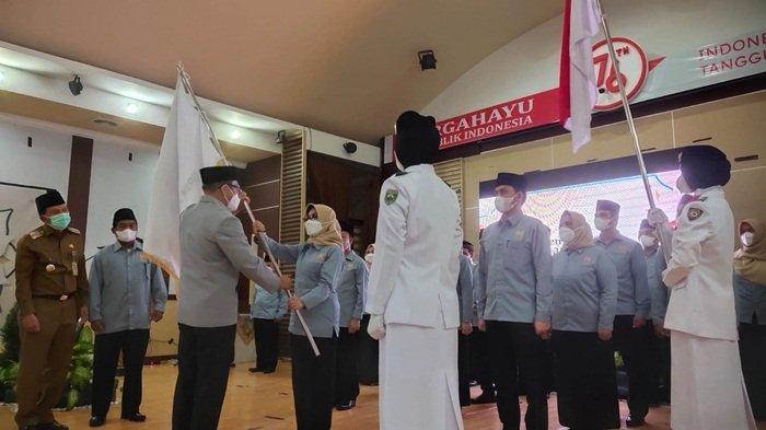 Bupati PALI Lantik Istri Walikota Prabumulih, Jadi Ketua ICMI