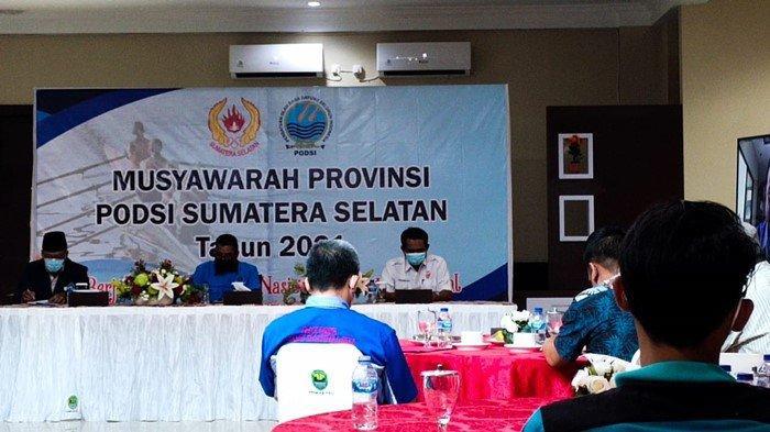 Bupati PALI Kembali Pimpin PODSI Sumsel, Heri Amalindo Komitmen Tingkatkan Pembinaan