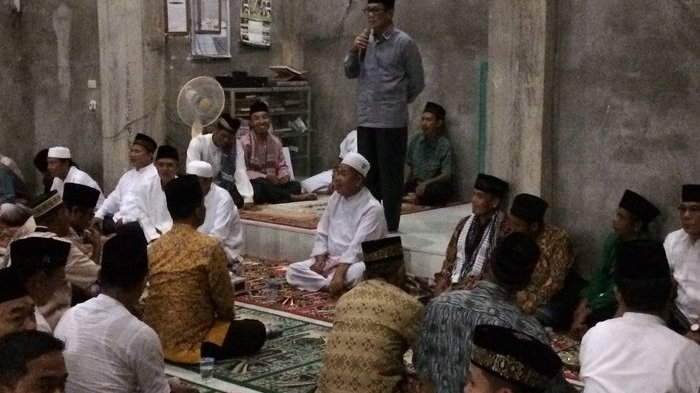 Bupati PALI Heri Amalindo Pilih Desa Benuang Kecamatan Talang Ubi Awali Rangkaian Safari Ramadan