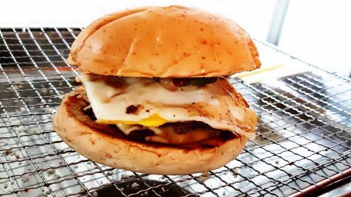 Diet Asyik dengan Santap Burger Roti Gandum Pertama di Palembang Buatan Jack's Burger & Sandwich