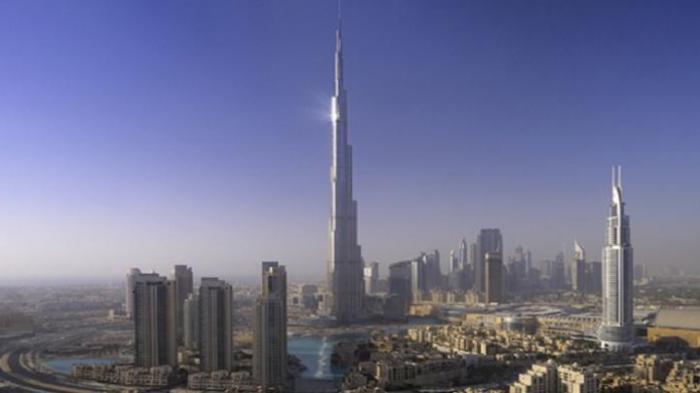 10 Fakta yang Patut Diketahui Tentang Burj Khalifa di Dubai