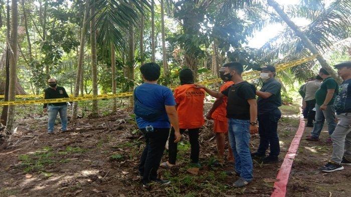 3 dari 5 Pembunuh dan Perudapaksa Janda di Muba Berhasil Ditangkap di Desa Jirak, Otak Pelaku Buron