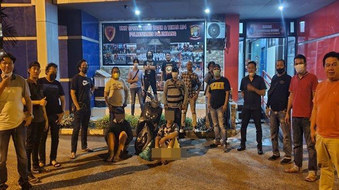 Warga SU I Palembang Ini Sembunyi di Ogan Ilir Usai Merampok di Palembang, Modus COD Saat Beraksi