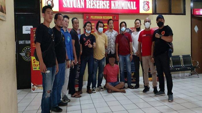 Buronan Pencuri TV Led di Jakabaring Tahun Lalu Berhasuil Ditangkap, Susul Teman ke Penjara
