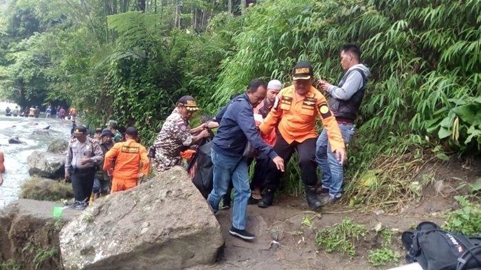 Bus Sriwijaya Masuk Jurang di Pagaralam, Basarnas Perluas Lokasi Pencarian Hingga Radius 53 Km