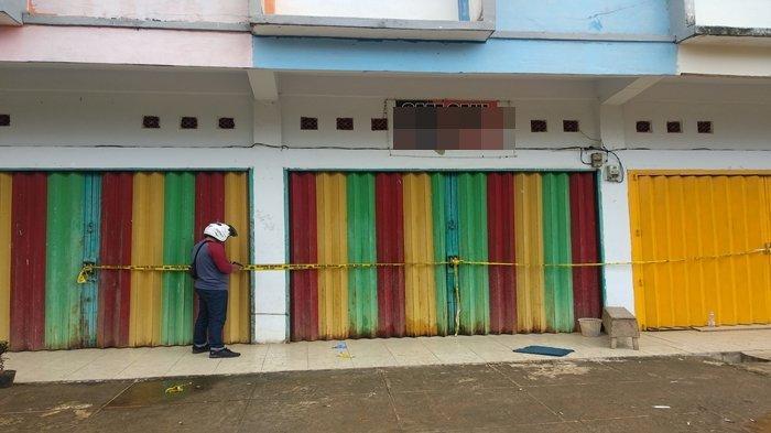 Kafe Tempat Dua Sejoli di Lubuklinggau Tewas Kini Dipasang Garis Polisi, Baru Beroperasi 3 Hari