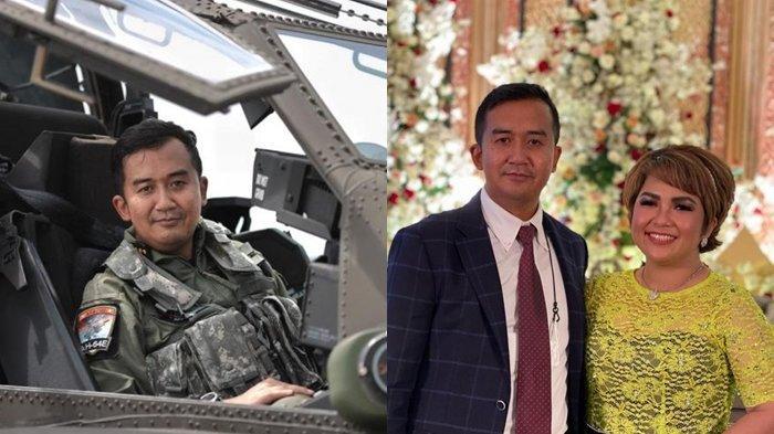 Profil Cahyo Permono, Perwira TNI yang Jadi Suami Joy Tobing, Pangkatnya Setingkat Lagi Jenderal
