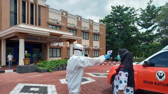 Jangan Ragu, Ini Call Center Wisma Karantina Teluk Gelam dan RS Pratama Tugu Jaya di OKI: Gratis