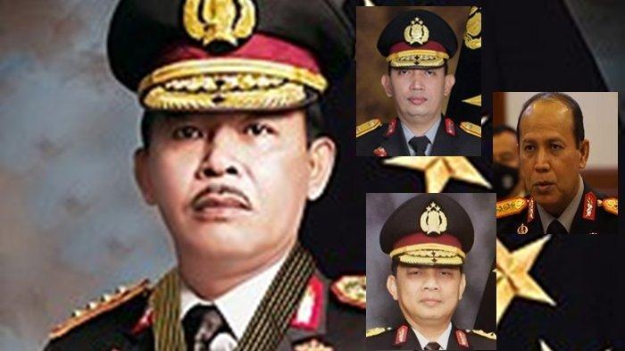 TERUNGKAP satu nama Calon Kapolri, Rekam Jejak Seperti Tito dan Idham Aziz, Pilihan Presiden Jokowi?