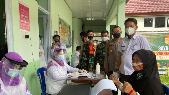 Kecamatan di Muba Ini Tercatat Sebagai Wilayah yang Bebas dari Virus Covid 19, Ini yang Dilakukan!