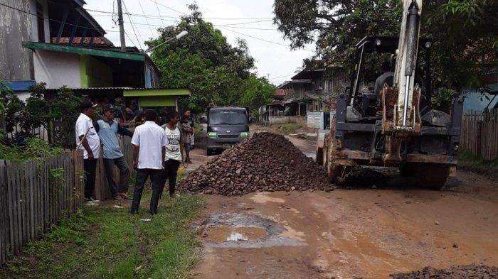 Pemkab Muba Ajak Perusahaan Perbaiki Jalan Lintas Sekayu-Pali