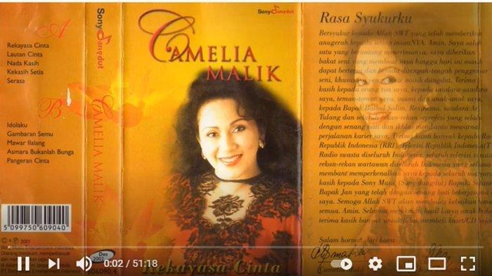 Lirik Lagu Rekayasa Cinta dan Chord Gitar Rekayasa Cinta-Camelia Malik, Kalau Cinta Sudah Direkayasa