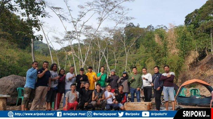 Camping Ground Rizal Pelang Kenidai Destinasi Wisata Baru di Pagaralam