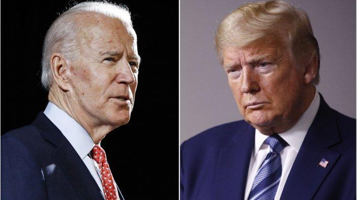 Donald Trump Beri Sinyal Tolak Hasil Pemilu Jika Kalah dari Joe Biden
