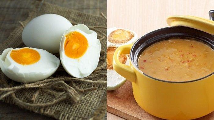Cara Membuat Saus Telur Asin Homemade, Masaknya Mudah Tinggal Cemplung-cemplung Jadi Cocolan Lezat!