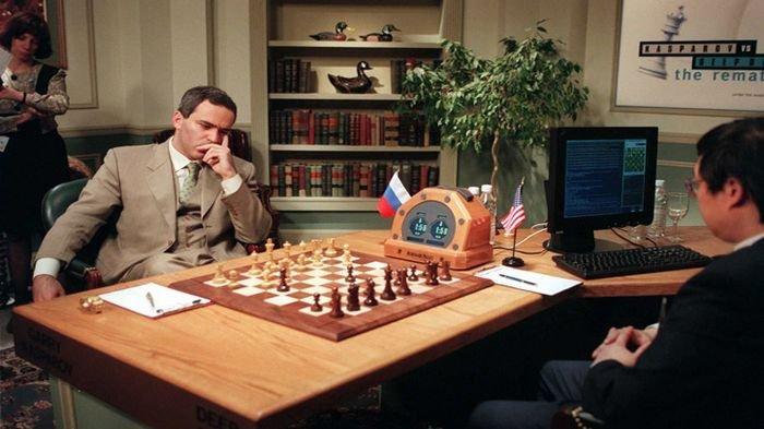 Legenda Catur Dunia Garry Kasparov,  Usai Pensiun Kini Mengabdikan Diri Sebagai Penulis dan Politisi