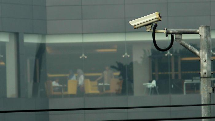 KAPOLRI Perintahkan Tilang Elektronik di Palembang, Dirlantas : CCTV Otomatis Mendeteksi dan Merekam