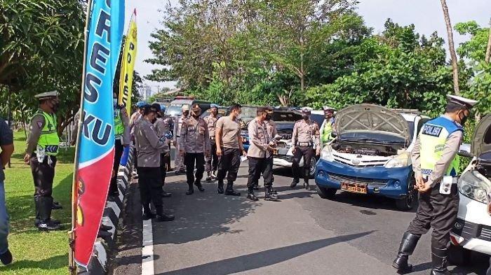 Targetkan 1 Juta Warga Kabupaten OKU Divaksin Covid-19, Polres OKU Siap Jemput Bola