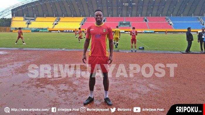 Stopper Mitra Kukar Ini Punya Kenangan Manis, Masih Ingat Golnya Saat Masih di Sriwijaya FC