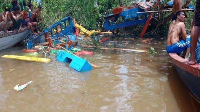 Cerita Bayi 1 Tahun Selamat dari Kecelakaan Speedboot di Perairan Sumsel Karena Akar Pohon