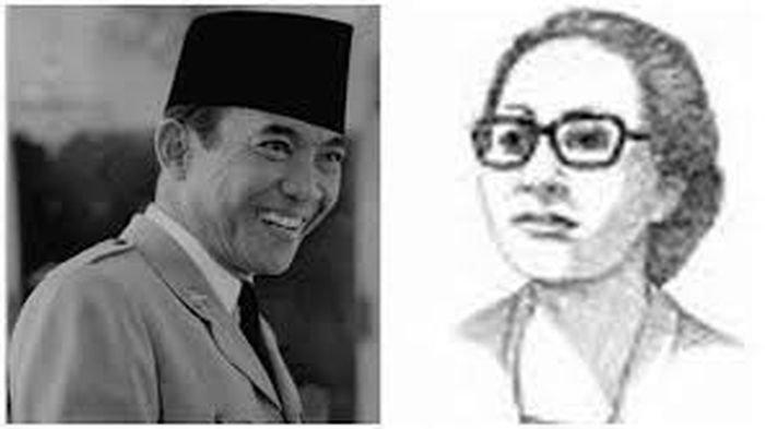 Kisah Istri Pertama Soekarno2 Tahun Nikah Masih Suci Tak Disentuh, Media Barat Protes Tahu Sebabnya