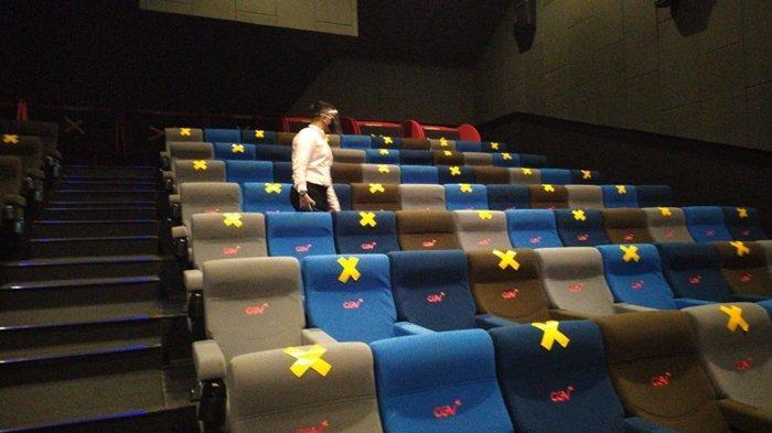 Bioskop di OPI Mall Akan Buka Kembali 15 September, Bagaimana dengan Mall Lain di Palembang?