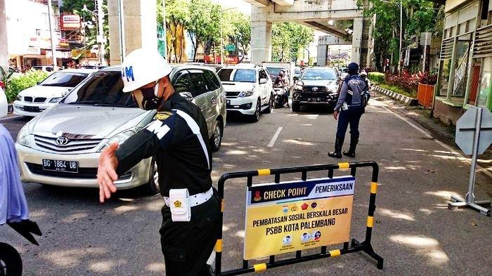 Akankah Palembang Kembali PSBB? Walikota Palembang Harnojoyo: Yang Penting Kesadaran Masyarakat