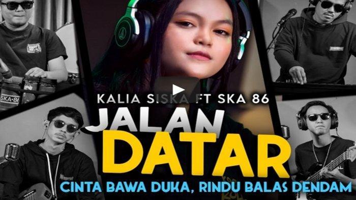 Chord dan Lirik Lagu Cinta Bawa Duka Rindu Balas Dendam Tinggal Ku Kecewa yang Viral di Tiktok