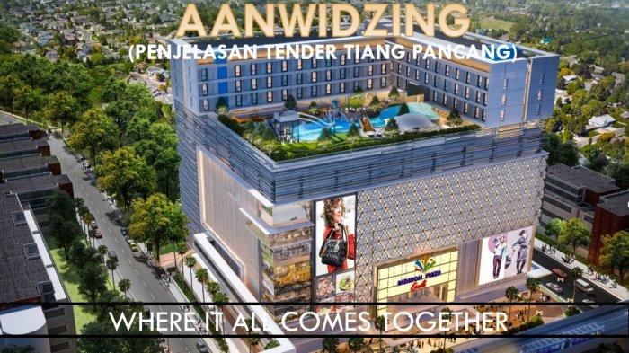 Alex Noerdin: Gara-gara Ulah Oknum Heritage, Pembangunan Aldiron Plaza Cinde tak Sesuai Target