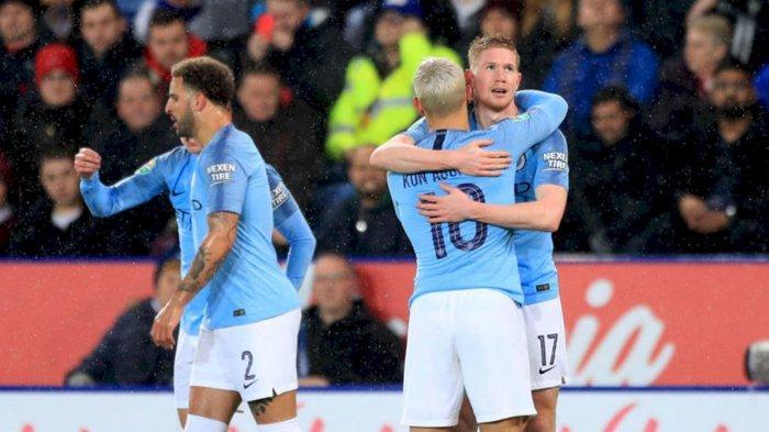 Hasil Piala Liga Inggris, Manchester City ke Final dengan Agregat 10-0