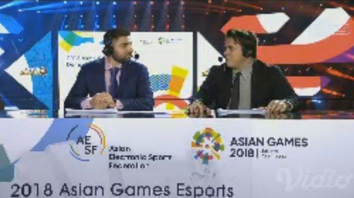 SEDANG BERLANGSUNG :Live Streaming Asian Games 2018 Jakarta Palembang Cabor Clash Royale