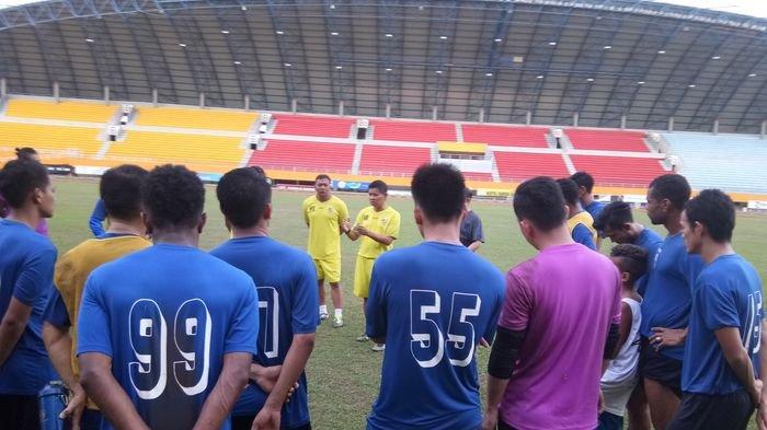 Jelang Pertandingan, Gresik United Rekrut Mantan Staf Pelatih Sriwijaya FC, Demi Amankan Poin