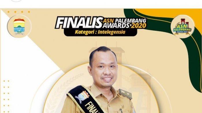 Finalis ASN Palembang Awards 2020 Dr Alhadi Yan Putra: Jangan Pernah  Takut untuk Mencoba