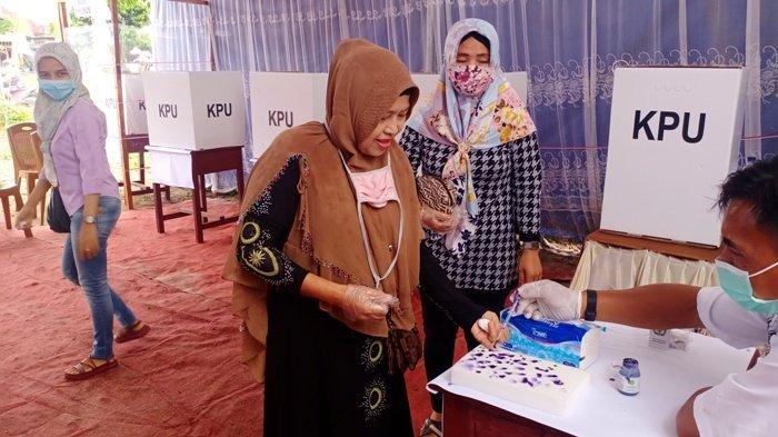 100 Persen Menang di Kampung, Paslon Popo Ali-Sholeihen Hampir Dipastikan Menang Pilkada 2020 OKUS