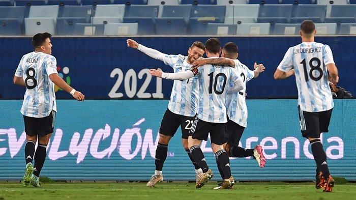 Argentina Bukan Lionel Messi Saja, Pemain Brasil Ungkap Ini Jelang Perebutan Juara Copa America 2021
