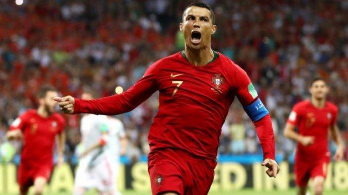 Ajang Piala Dunia, Cristiano Ronaldo dan Robben Kukuhkan Pesepakbola Tercepat Lawan Spanyol