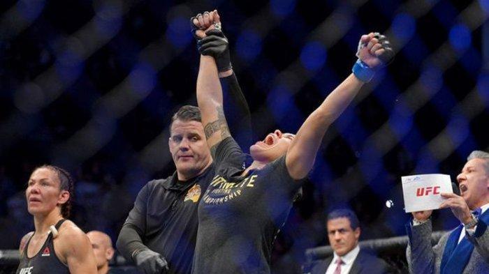 Cris Cyborg Mengaku Sakit Hati Kepada UFC
