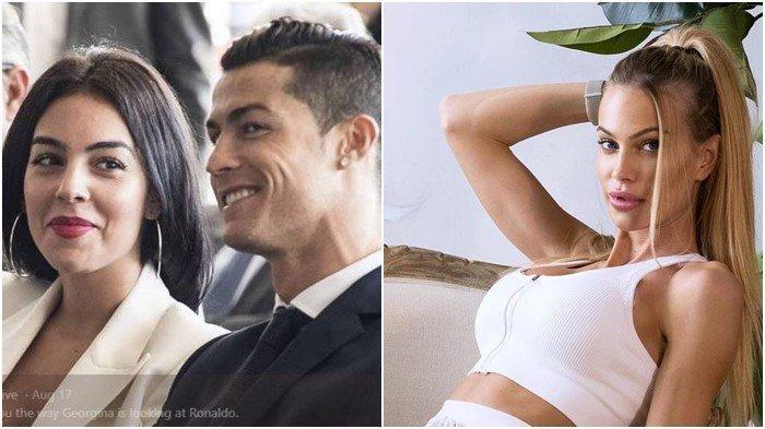 Model Seksi Naksir Cristiano Ronaldo, Hubungan dengan Georgina Diuji: Ajak CR7 Habiskan Malam Berdua