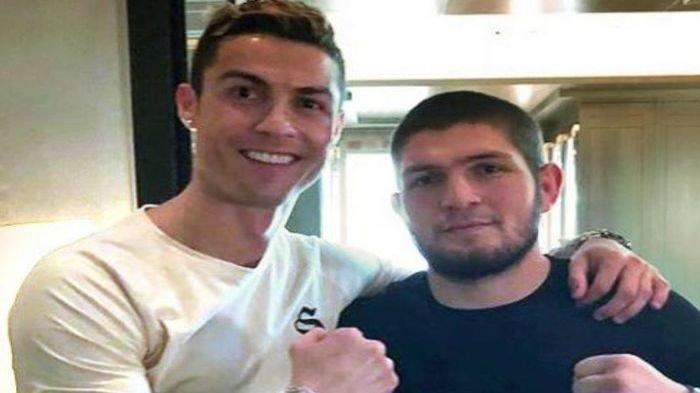 Cerita Khabib Nurmagomedov & Ronaldo, Berawal dari Instagram Sampai Ucapkan Ini Saat Ulang Tahun